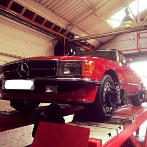 Wheel Alignment & ADAS