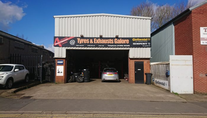 Market Harborough Branch - Tyres Galore