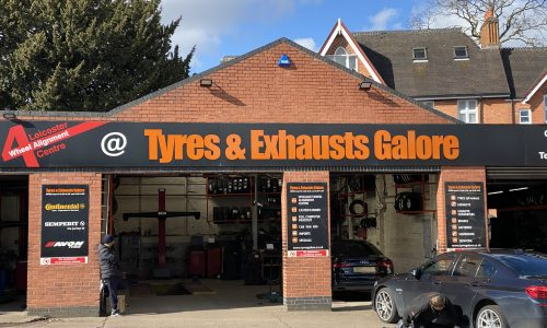 Leicester Branch - Tyres Galore