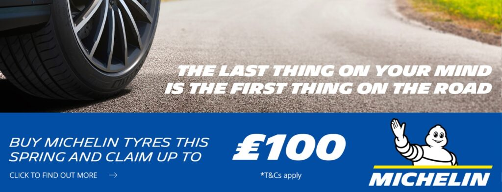 Michelin Tyres Offer